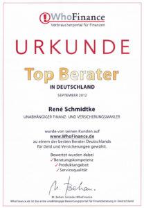 Top Berater in Deutschland